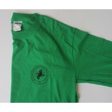 PSO Logo Long-sleeved T-shirt Irish Green