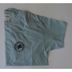 PSO Logo Short-sleeved T-shirt Light Blue