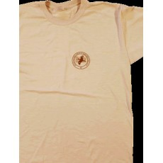 PSO Logo Long-sleeved T-shirt Sand